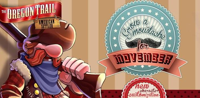 Imagen baner de la aplicacion de juego the oregon trail pioneros